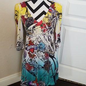 Le Bous Aime Dress NWOT